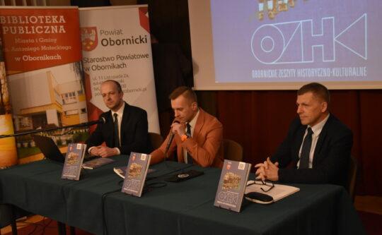 """Promocja almanachu """"Obornickie Osobowości Sportowe (1994-2018)"""""""