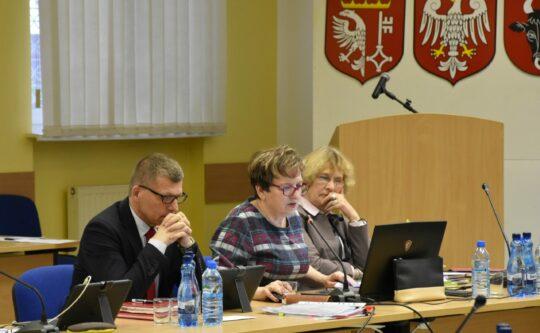 Sesja Rady Powiatu nie zostanie zwołana