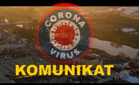 Komunikat Powiatowego Inspektora Sanitarnego w Obornikach