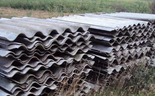 Rusza program usuwanie azbestu