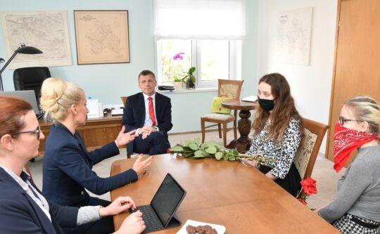 Uczennice z Powiatu Obornickiego otrzymały stypendia o wartości 30 tys. zł