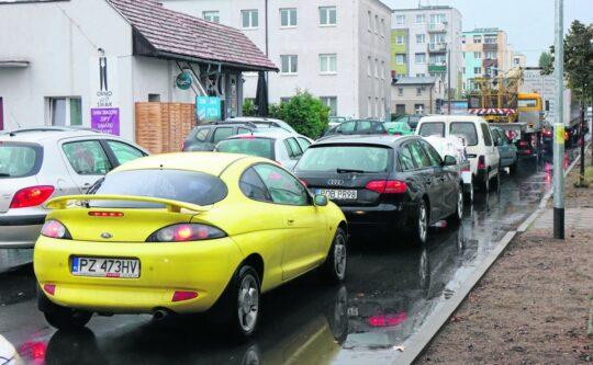 Nowa organizacja ruchu w Obornikach. Mniej ciężkiego transportu w centrum miasta