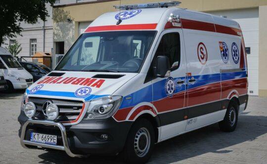 Szpital Powiatowy w Obornikach otrzyma nową karetkę