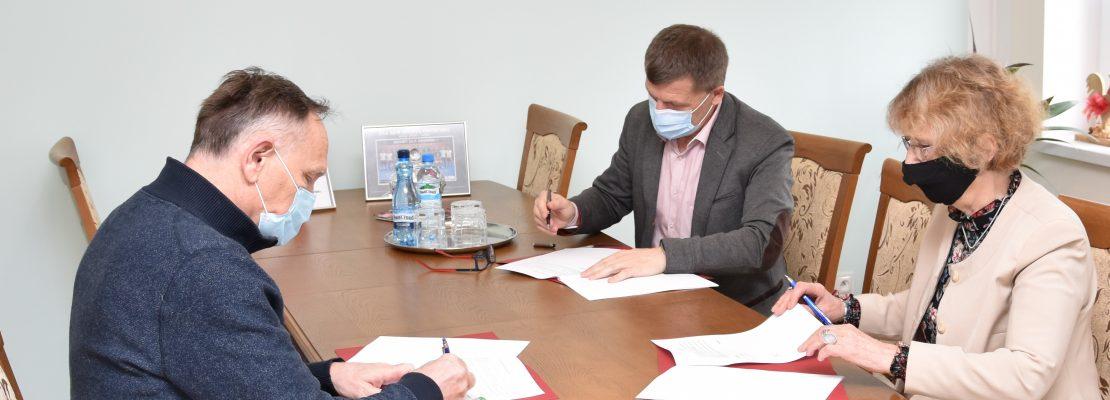 Podpisano umowę na dokumentacj