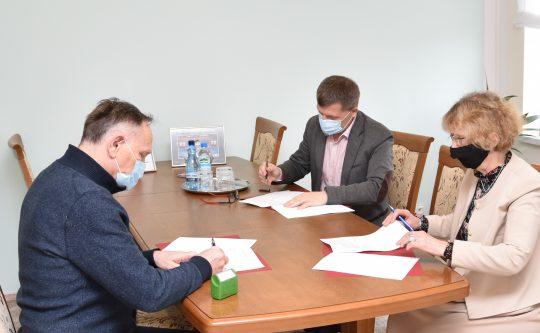 Podpisano umowę na dokumentację dla nowej kotłowni gazowej w ZS Rogoźno