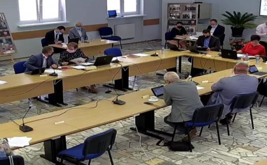 Informacja o Sesji Rady Powiatu
