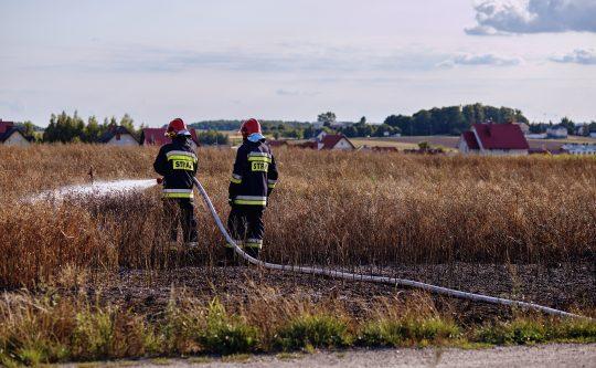 Konkurs dla strażaków ochotników i ratowników